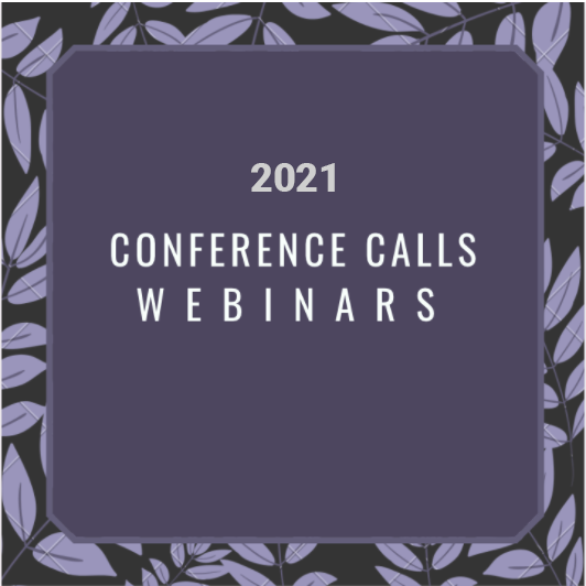 2021 Calls